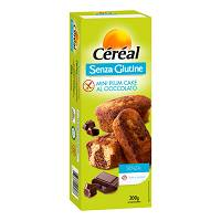 CEREAL Mini Plumcake cioccolato 200g